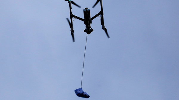 The Federal Aviation Administration announced new rules Monday that would ease restrictions on the use of drones and will likely expand commercial uses of the technology down the road.